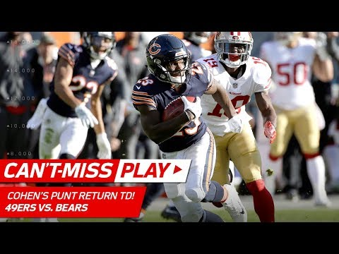 Video: Tarik Cohen...YOU ARE RIDICULOUS!!!! | Can't-Miss Play | NFL Wk 13 Highlights
