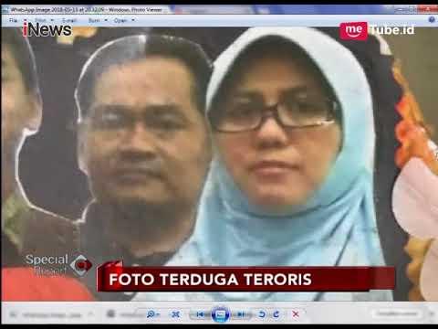 Foto Keluarga Terduga Pelaku Bom 3 Gereja di Surabaya - Special Report 13/05