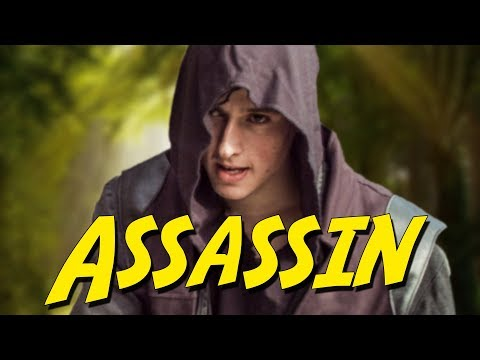 Download Assassin - (Video Game Logic) EPIC NPC MAN - VLDL HD Mp4 3GP Video and MP3