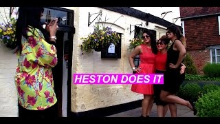 SHOWCASE YOUR HOSPITALITY LIKE HESTON DOES !