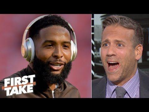 Video: The Giants will regret trading OBJ to the Browns - Max Kellerman | First Take