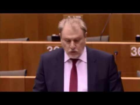 Νότης Μαριάς στην Ευρωβουλή: Να αυξηθούν τα κονδύλια του Erasmus + για την Ελλάδα