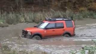 LR3 Land Rover Discovery 3, Water Crossing, Hill Ascend&descend, Tong, Disco3.com, D3