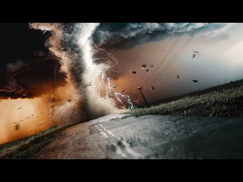 Creating A CGI TORNADO In 3D! - Blender Tutorial