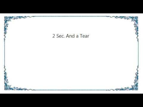 , title : 'Lacrimas Profundere - 2 Sec. And a Tear Lyrics'