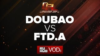 Duobao vs FTD A, DPL Season 2, game 1