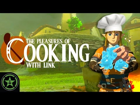 The Pleasures Of Cooking... With Link!
