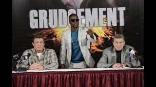 『リベンジ・マッチ』記者発表映像
