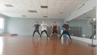 Bước đến bên em DANCE Rehearsal for ZMA 2016 - Trong Hieu, than tuong am nhac 2015, than tuong am nhac viet nam 2015, viet nam idol 2015