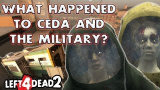 Video What Happened to CEDA and the Military during/after Left 4 Dead? MP3, 3GP, MP4, WEBM, AVI, FLV Desember 2018