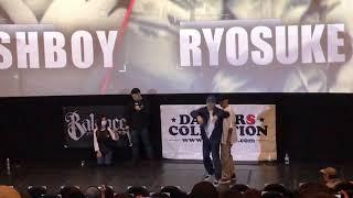 Fishboy vs Ryosuke – D-PRIDE vol.5 BEST16