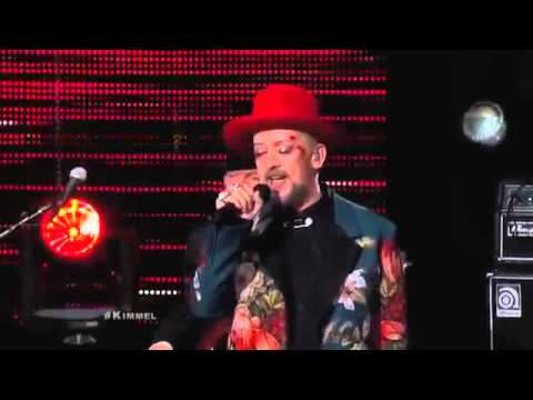 Boy George Do You Really Want To Hurt Me Live