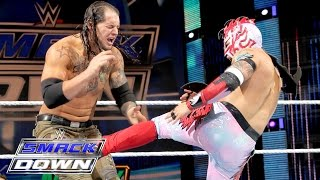 Nonton Kalisto Vs  Baron Corbin  Smackdown  June 9  2016 Film Subtitle Indonesia Streaming Movie Download