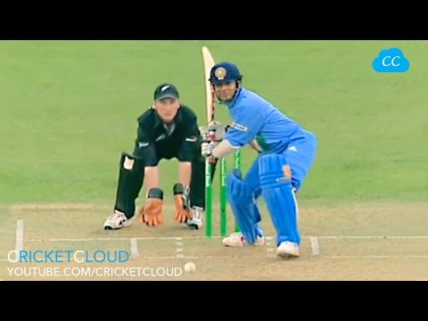 Sachin Tendulkar on Beast Mode !! Most Aggressive Batting VS NZ !!