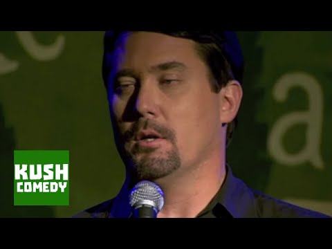 Doug Benson from new DVD: 420 Hour Stand-up
