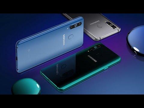 Galaxy A30, A50 màn hình Super AMOLED, vân tay nhúng, pin trâu lên kệ giá thơm!!! - Thời lượng: 7 phút, 13 giây.
