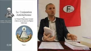 Video Johan Livernette - 1789, coup d'État maçonnique MP3, 3GP, MP4, WEBM, AVI, FLV November 2017