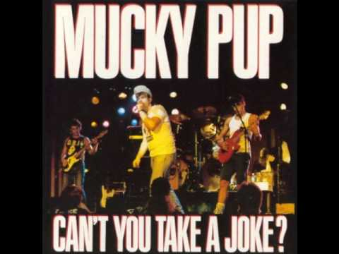 mucky pup - IRS online metal music video by MUCKY PUP