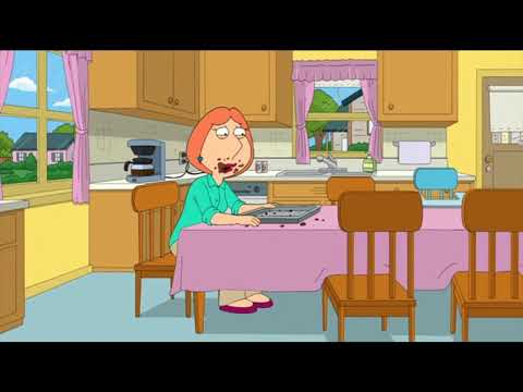 Family guy--Stewie loves brownie day