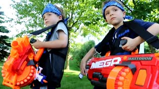 Video Nerf War:  Payback Time 8 MP3, 3GP, MP4, WEBM, AVI, FLV November 2017
