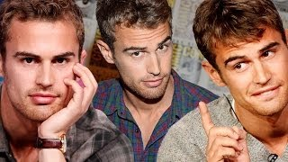 Video 7 Things You Didn't Know About Theo James MP3, 3GP, MP4, WEBM, AVI, FLV Juli 2018
