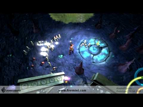 firemintgames - Firemint will be demonstrating a prototype of its new game Kindred Spirits for PC, console and handheld at GDC 2009 - interested publishers, please email ks@...