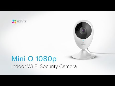 Cámara IP Mini 0 Wi-Fi EZVIZ