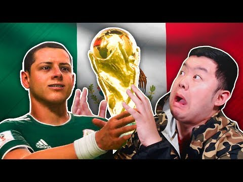 Can A Fat Asian Win The World Cup On Legendary With Mexico?
