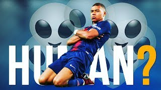 Is Kylian Mbappé Human? 👽 - Skills & Goals | 2018/2019 HD
