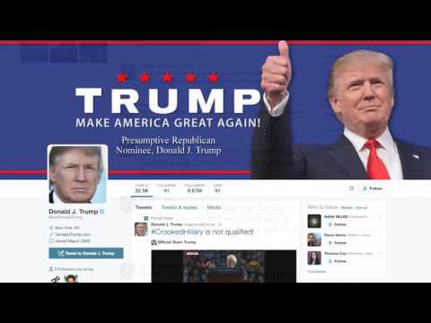 """트럼프, """"샌더스, 지지자 버렸다"""" 7.12.16 KBS America News"""