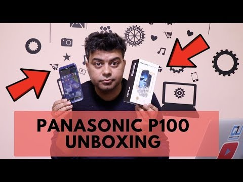 Panasonic P100 Quick Review, Unboxing, Pros, Cons and Comparison