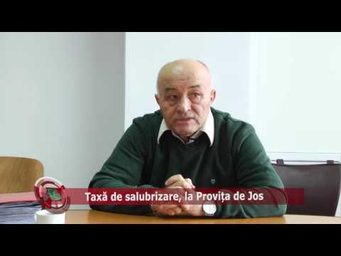 Emisiunea Proiecte pentru comunitate – 30 noiembrie 2016 – Provița de Jos