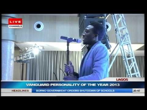 Bovi Drops Rib-cracking Jokes During Vanguard Man Of The Year Awards