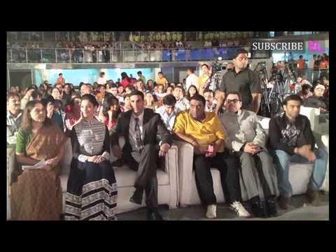Akshay Kumar's Entertainment premiere attended b