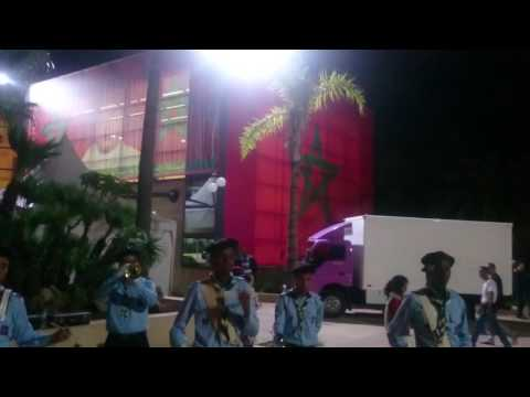 مقر ولاية سوس ماسة:أجواء الاحتفال بالذكرى الواحدة والأربعين للمسيرة الخضراء المظفرة