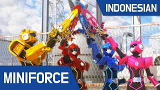 Video [Indonesian dub.] MiniForce S1 EP 02 : Ancaman Baru MP3, 3GP, MP4, WEBM, AVI, FLV Juli 2018