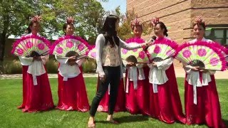 Irvine Korean Cultural Festival with Kiki Yeung