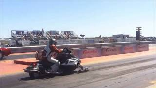 8. Chudd's summer 2011 Arctic Cat Z1 turbo on Asphalt