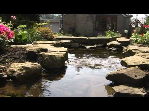 Garden Water Features in Yorkshire