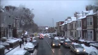 South Shields United Kingdom  city photo : Winter Streets of South Shields, UK