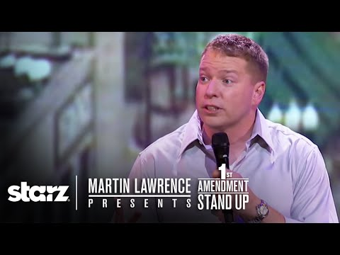 1st Amendment Stand Up - Gary Owen
