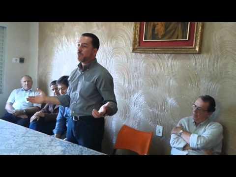 Discurso em NOVO HORIZONTE - Sobre Sinergia e Humanização, requisito para o sucesso.