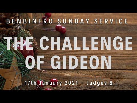 Sunday Morning Worship - 17th January 2021