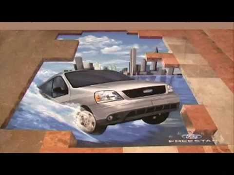 cool art - These are some cool street art illusions i found on the internet Enjoy :) Feel free to comment =D.