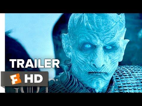 Game of Thrones Season 7 Trailer #2 (2017)   TV Trailer   Movieclips Trailers (видео)