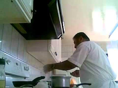 actual cooking at almarai european canteen