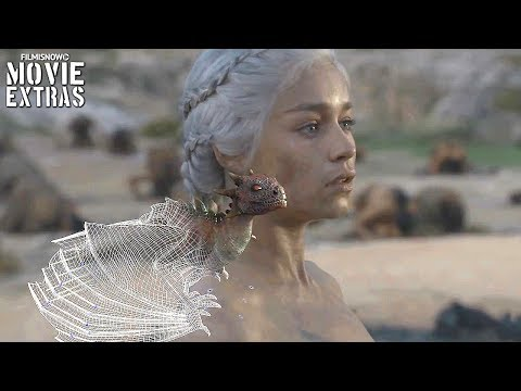 Game Of Thrones - Season 1 - VFX Breakdown By BlueBolt (2011)
