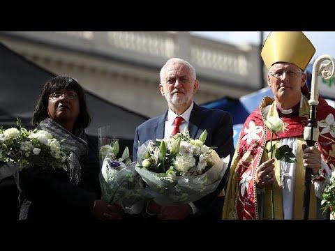 Gedenkgottesdienst: London erinnert an Terror-Opfer