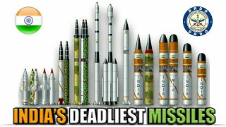 India S Deadliest Missile   List Of Powerful Indian Missiles   Future Indian Missiles  Hindi