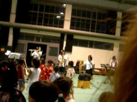 出張都じゃむ〜夏祭り〜 2009.08.29@松ヶ崎小学校